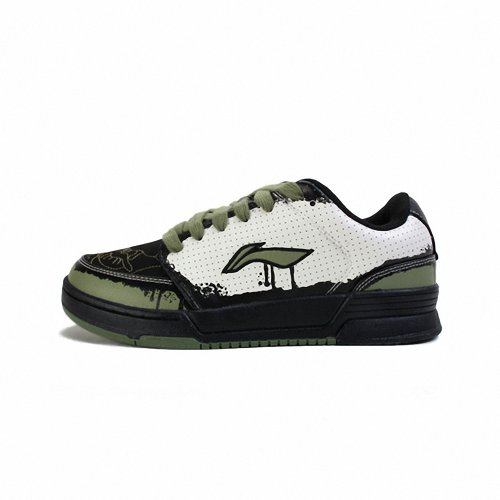 Li Ning 李宁 运动鞋男鞋 经典休闲鞋板鞋 ALCF079-1/-3