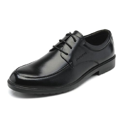 FGN 富贵鸟 男子商务正装皮鞋 英伦流行春夏透气潮鞋子 B397582