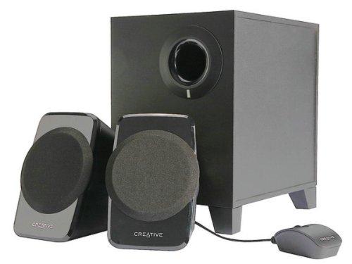 Creative 创新 SBS A120 音箱 (黑色)-图片