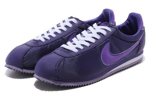 Nike 耐克 Cortez 阿甘鞋 男子 男式 男鞋 运动鞋 休闲鞋 跑步鞋 葡萄紫 472491-500
