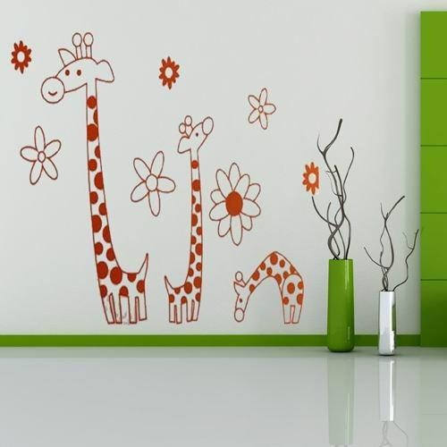 三代 q版长颈鹿