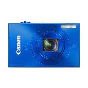Canon 佳能 IXUS 500HS 数码相机 (1010万像素 12倍光变 28mm广角 ) 988元包邮