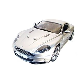 星辉 遥控车模1 24阿斯顿马丁dbs银色40200高清图片