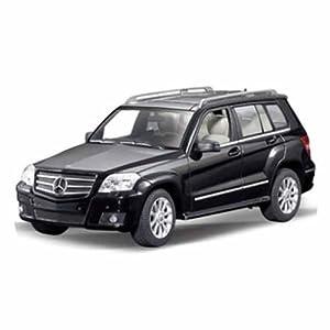 模型玩具 星辉车模奔驰glk class合金车汽车 24 34000 黑色 高清图片