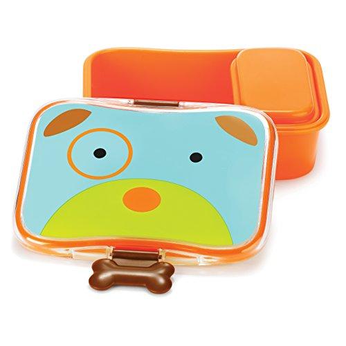 美国skip hop 可爱动物园午餐盒-小狗sh252478图片