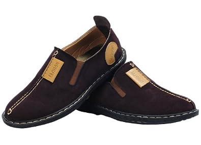 新款 头层爆炸皮英伦风时尚潮流休闲鞋