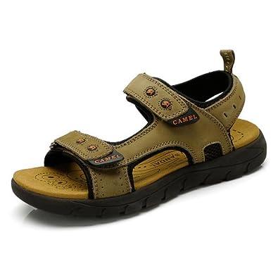 Camel 骆驼 男鞋 清凉舒适 休闲凉鞋沙滩鞋 2013夏季新款 新品特价 82309613