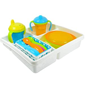 Fisher Price 费雪 Y3517豪华宝宝餐具10件套 ¥99