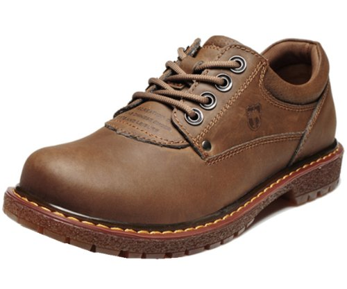Xiyucamel 西域骆驼 户外男鞋 都市硬汉时尚 粗狂工装靴 大头鞋 硬朗修型 工装风尚