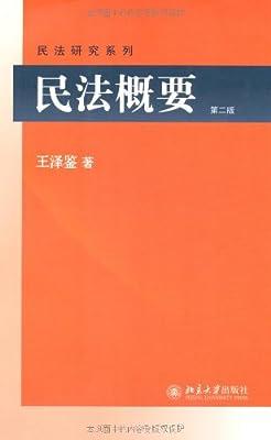 民法研究系列:民法概要.pdf