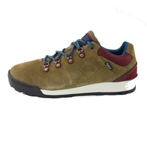 Columbia 哥伦比亚 男鞋 防水户外登山鞋 低帮徒步鞋BM2539048