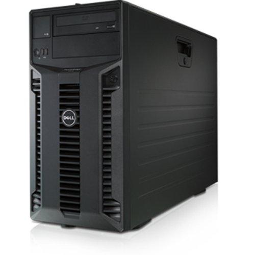 DELL T410塔式服务器 E5620 8GB 2 1TB SAS RAID 1 DVD 双千兆网卡