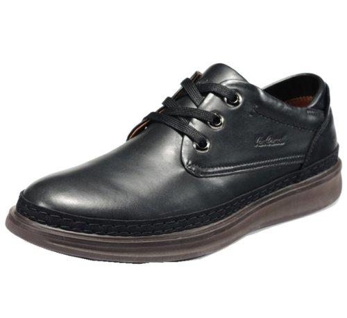 VanCamel西域骆驼 英伦时尚正装皮鞋 绅士男鞋 商务必备款 牢固车线 顶级橡胶 舒适耐磨 经典短靴