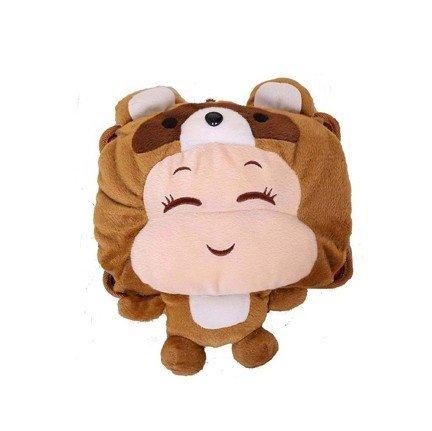 yida 可爱 魅力 小猪猪 暖水袋 毛绒 爱心熊 学生 情侣 暖手宝袋 创意