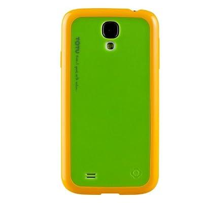 新款totu 三星 galaxy s4 彩虹系列边框 i9500 9502 手机壳 pc边框背