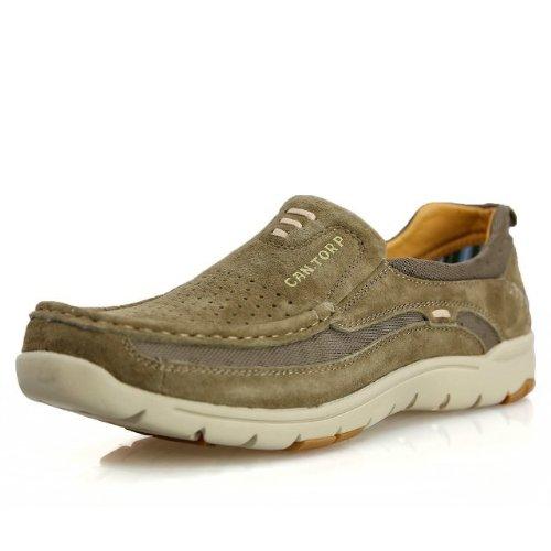 Can·Torp 美国骆驼2014新款男鞋休闲鞋商务休闲鞋舒适透气户外鞋11303 建议按照运动鞋尺码购买