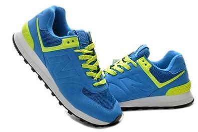 New Balance 新百伦 纽巴伦 男士休闲运动鞋 天蓝色