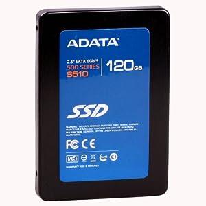 特惠:ADATA威刚 S510系列 2.5寸 120G SATA3 固态硬盘¥419