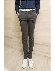 长裤-HappyTimea长裤灰色/v长裤长裤/样板平米室内设计时光30间图片