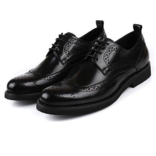 tony walker 汤尼沃珂 英伦复古雕花男士真皮鞋商务正装牛皮鞋圆头