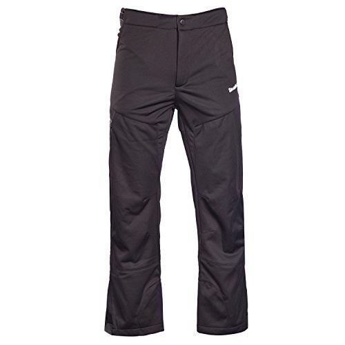 SnowWolf 雪狼 男式 苏丹复合弹力裤 6193302-X016 黑色 180/82A-图片