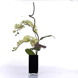 欧式绢花假花艺术插花
