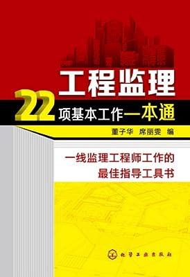 工程监理22项基本工作一本通.pdf