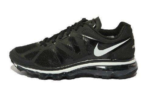 Nike 耐克 Air Max 2012 系列 后掌气垫 网面 透气 缓震 男子休闲运动鞋 487982-001