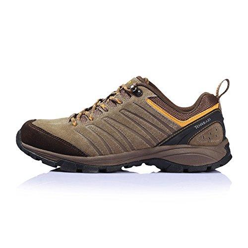 Toread 探路者 男鞋秋冬户外登山鞋徒步鞋户外鞋运动鞋旅游鞋TFAC91811代