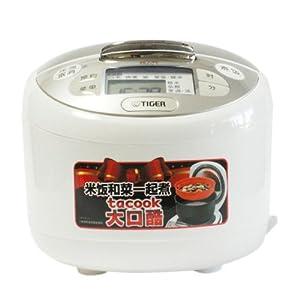 TIGER 虎牌JAX-B18C微电脑电饭煲1.8L ¥799