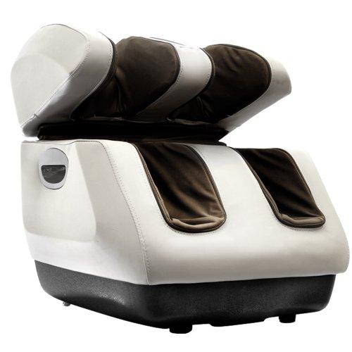 JUFIT 居康 JFF018M 美足宝 美腿机足疗机足疗仪 足底腿脚部红外加热刮痧按摩 保健养生足疗仪器 6种力度 5种程序 30多种组合-图片
