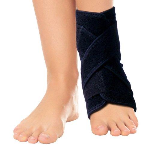 买礼物选NU NU钛锗能量可调式护脚踝护具保健护脚腕 单只装 台湾生产 促进血液循环缓解疼痛-图片