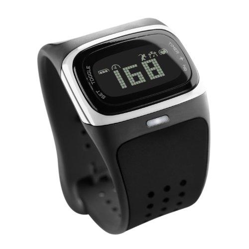 美国mio迈欧 阿尔法 户外运动跑步智能心率手表 兼容蓝牙4.0苹果iPhone手机 连续精准心率监测(白色)-图片