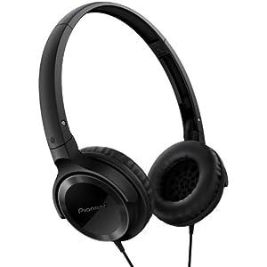 Pioneer 先锋 SE-MJ502-K 头戴式便携折叠耳机  75元包邮