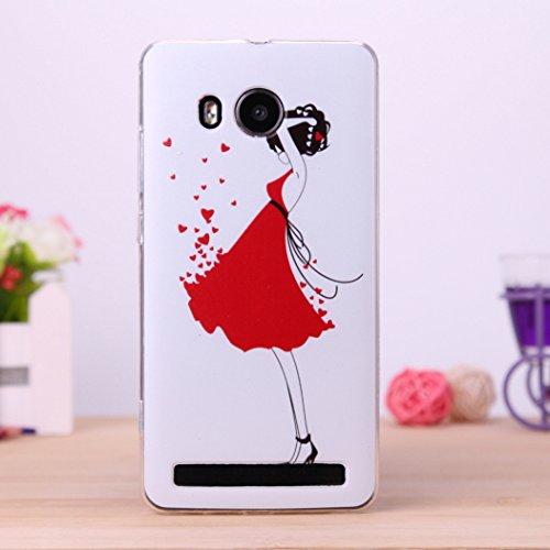 酷猫vivo x710l手机壳 彩绘图案保护套 xshot动漫tpu手机软壳 步步高x