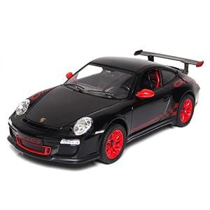 1:14保时捷911gtr3 遥控车模遥控车遥控汽车男孩玩具