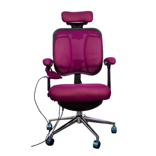 GESS 德国品牌 GESS812 多功能按摩椅 老人按摩椅 全气压震动按摩椅(可仰卧可升降)-图片