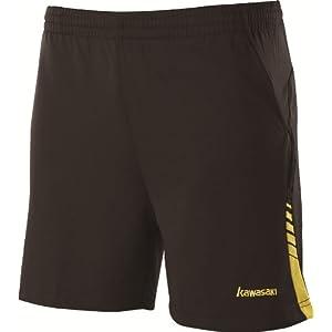 Kawasaki 川崎 男子 梭织短裤系列 中性加长型短裤 188 双色  46.5元包邮