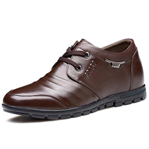 Guciheaven 古奇天伦 商务休闲鞋 大头休闲皮鞋 透气男鞋 男士休闲皮鞋 休闲男鞋