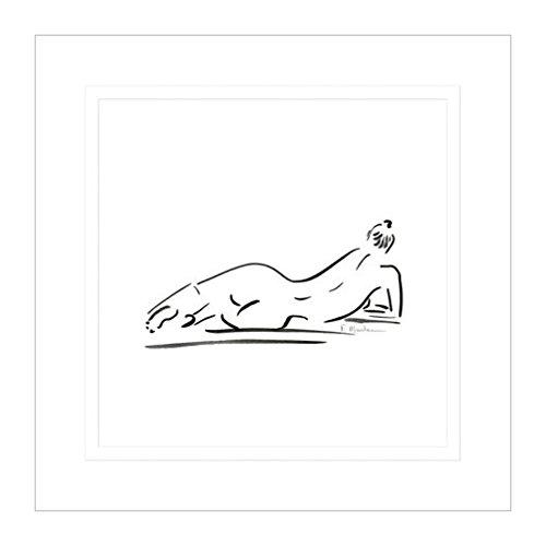 风格|女人装饰画|裸体|具象人物装饰画|抽象画分类装饰画|人物装饰画