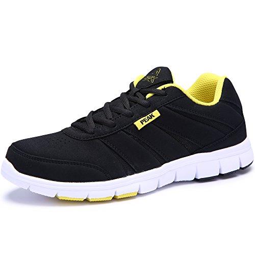匹克男鞋秋季新款运动鞋男轻便跑步鞋网面跑鞋旅游鞋DH530101