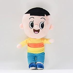 卡通大头儿子毛绒玩具公仔可爱卡通儿童礼物玩偶