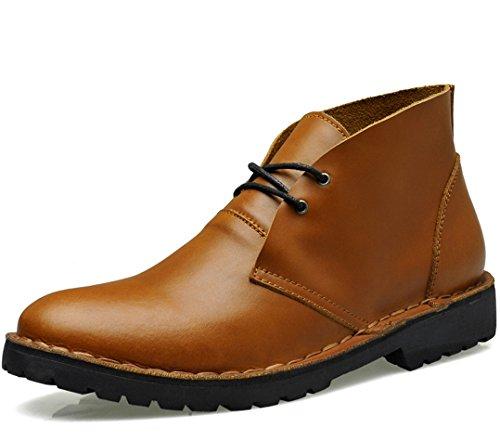 unbeaten 时尚霸气 真皮 头层牛皮 马丁靴 骑士靴 军靴 高帮靴 户外靴 休闲鞋 工装靴 板鞋 时装靴 男鞋