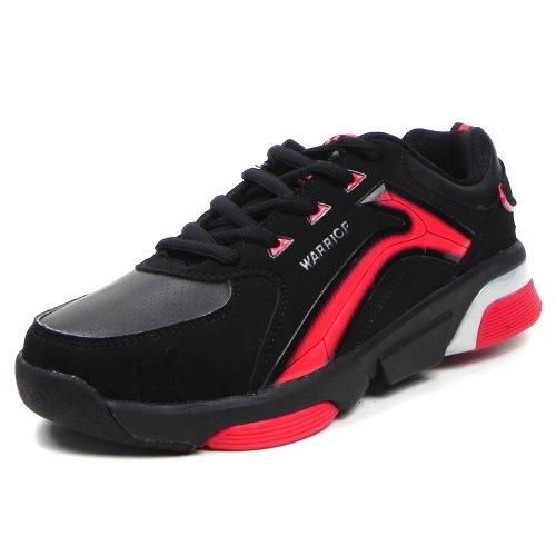 Warrior 回力 秋冬季新款男式时尚动感炫酷运动跑步鞋 慢跑休闲鞋WL3158