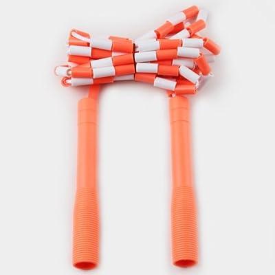 vantic 梵越 专业花样儿童竹节家用跳绳 学生专用pu手柄跳绳休闲图片