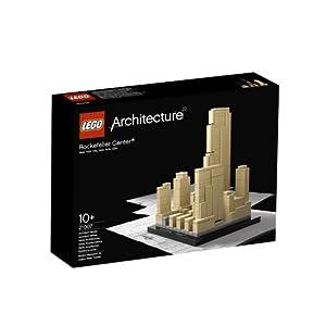 LEGO Architecture Rockefeller Center乐高 建筑系列 洛克菲勒中心 21007  $28.29