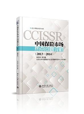 中国保险市场热点问题评析.pdf