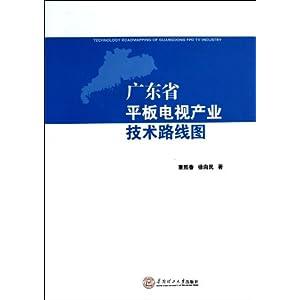 广东省平板电视产业技术路线图