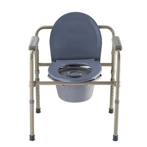 老人便携式折叠马桶椅子孕妇