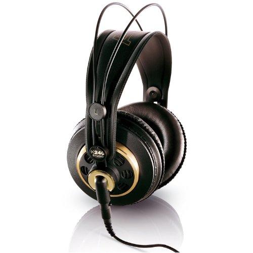 AKG 爱科技 K240S  录音室专业监听耳机